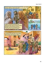 The Catholic Comic Book Bible: Acts of the Apostles image 3