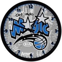 "Orlando Magic LOGO Homemade 8"" NBA Wall Clock w/ Battery Included - $23.97"