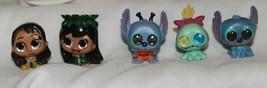 Neu Disney Doorables Lilo & Stitch Komplett Serie 1 Figuren Nani Scrump ... - $14.83