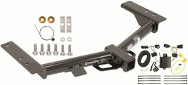 2015-2018 FORD TRANSIT-150 250 350 TRAILER HITCH W/ WIRING KIT DRAW-TITE... - $199.06