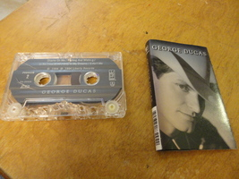CASSETTE George Ducas s/t debut 1994 Liberty country male vocal Teardrops - $1.99