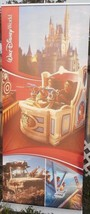 WALT DISNEY WORLD expanding banner sign prop display Toy Story, Safari & Soarin' - $95.00