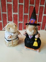 GEMMY Dancing Hamsters Bundle Witch Karate Kong Fu Used tested work used - $14.45