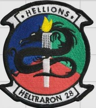 Official US Navy HT-28 Hellions Patch - $11.87