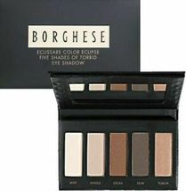 BORGHESE - ECLISSARE COLOR ECLIPSE - FIVE SHADES OF TORRID - EYE SHADOW image 2