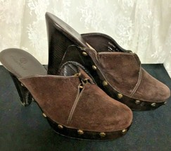 Cole Haan Women's Clogs Size 8 1/2B Style #020185 C06 202896 - $32.82