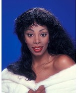 "Donna Summer 10"" x 8"" High Gloss Photograph Limited Edition 