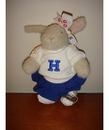 Muffy VanderBear Hoppy Cheerleading Go Go Go Fur It - $18.99