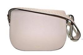 Kate Spade New York Olson Way Geneva Leather Handbag in Mousse Frost - $168.30