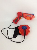Jakks Pacific 2008 Laser Challenge Pro Blaster Gun/ Sensor w/ Batteries - $14.80