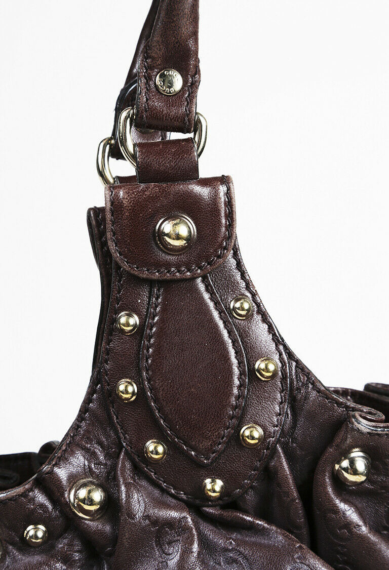 Gucci Large Pelham Guccissima Monogram Shoulder Bag