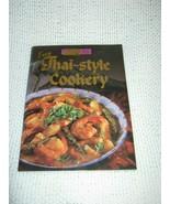 Australian Womens Weekly Easy Thai-Style Cookery - $5.21