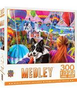 MasterPieces Medley 300EZ Puzzles Collection - Neuschwanstein Balloons 3... - $12.34