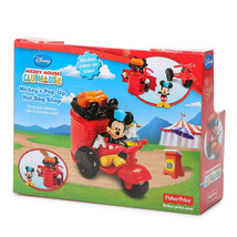 Mickey Mouse Clubhouse Pop-Up Hot Dog Shop. BRA... - $23.36