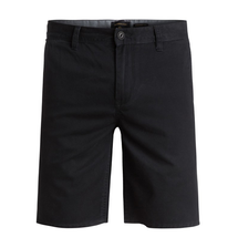 $40 Quiksilver Everyday Chino Shorts, Black, Size 29 - $24.74