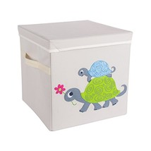 DII Nursery or Playroom Storage Bins with Lids, Made To Fit Standard Cub... - £16.38 GBP