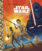 Star Wars: The Force Awakens by Golden Books In Hardcover FREE SHIPPING - $6.10