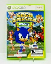 Sega Superstars Tennis & Xbox Live Arcade Compilation  Xbox360 - $5.90