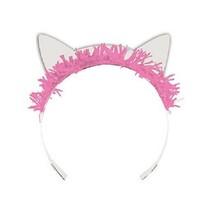PURR-FECT Kitty Cat Kitten Birthday Party Supplies KITTY EARS TIARA HEAD... - $8.99