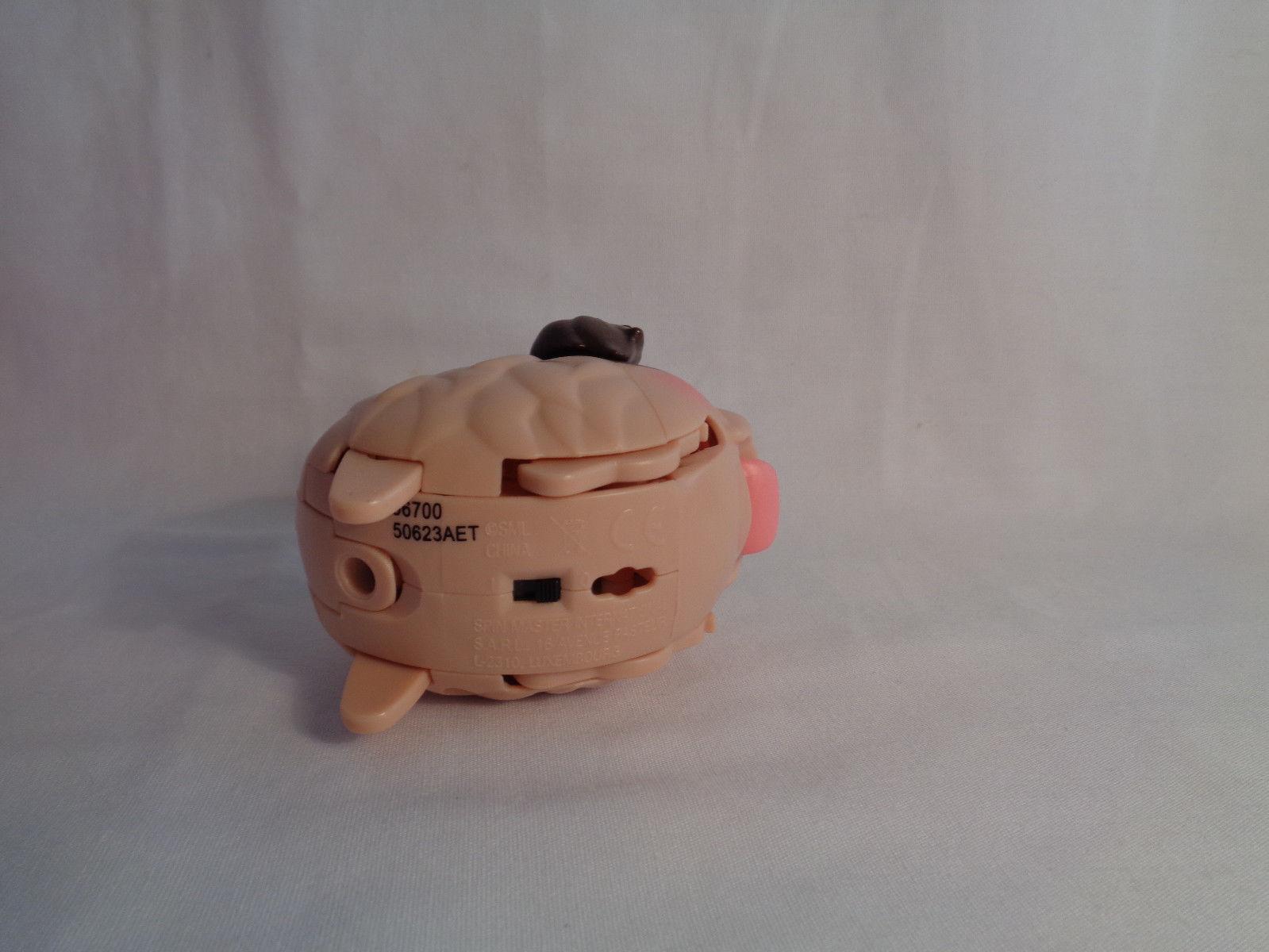 """Spin Master Chubby Puppies Shih Tzu Walking Blush / Brown Electronic Dog 3 1/2"""""""