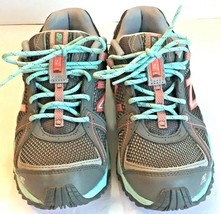 New Balance 570 All Terrain Running Trail Shoes Sneakers Womens Size 7 Mint - $42.53