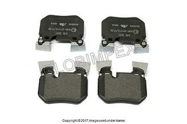 BMW E82 E88 (2008-09/2010) 135i Rear Brake Pad Set ATE + 1 year Warranty - $138.40