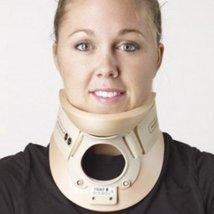 "Corflex Philadelphia Hard Cervical Tracheotomy Collar-M-4.25"" - $48.99"