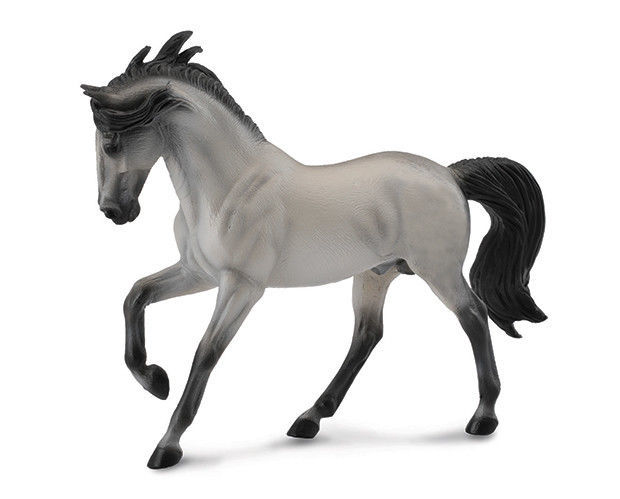 Primary image for <><  Breyer CollectA 88464 Andalusian Grey stallion exceptional horse stunning