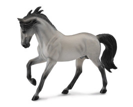 <><  Breyer CollectA 88464 Andalusian Grey stallion exceptional horse st... - $9.65