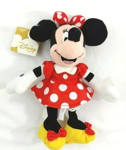 "Minnie Mouse Disney Store Mini Bean Bag Plush 8"" Tags Attached - $7.69"