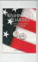 Washington State Quarter Collection 2004 to 2008 - $99.00