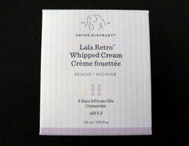 Drunk Elephant Lala Retro Whipped Cream Full Size 1.69 In Box For Charity Fresh - $62.00
