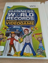 Nintendo Wii Guinness World Records: The Video Game - COMPLETE image 2