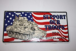 NEW Support Our Troops January 16 1991 Desert S... - $9.50