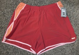 Hind Women's X-Large Twist Pink Running Short image 1