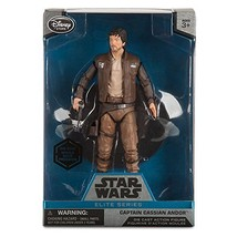Star Wars Captain Cassian Andor Elite Series Die Cast Action Figure - 6 ... - $21.95