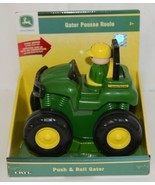 John Deere TBEK37747 Push And Roll Gator Ages 2 Up Spinning Wheels - $29.99