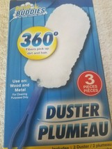 Scrub Buddies 3 pieces Duster upc 639277109323 - $18.50