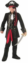 Forum Novelties Seven Seas Pirate Swashbuckler Childrens Halloween Costu... - $32.50