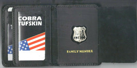 NYC Police Officer's Family Member Money/CC/DL Wallet w/random number Mi... - $40.16
