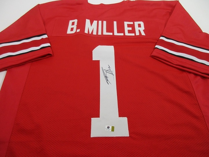 best website abfa6 43fa0 Braxton Miller Ohio State Buckeyes signed and similar items