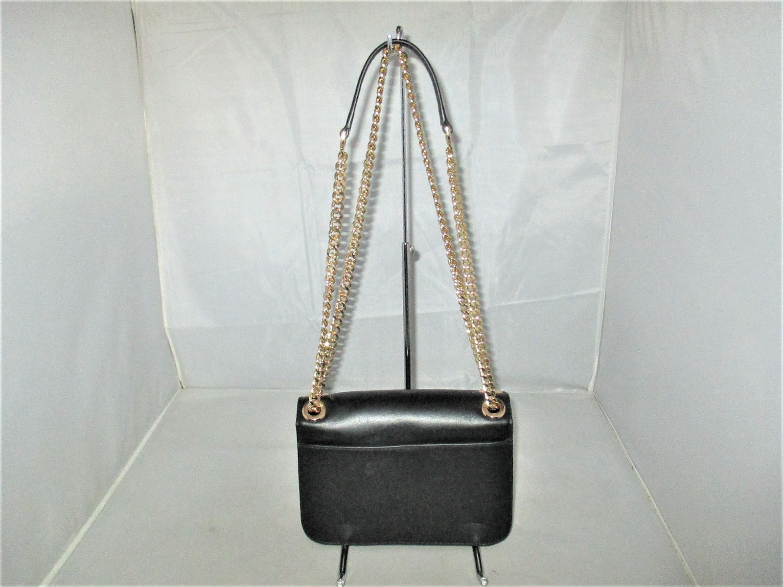3baf5626b6a6ff Michael Kors Sloan Editor Medium Chain Shoulder Bag, Cross-Body, Messenger  $278