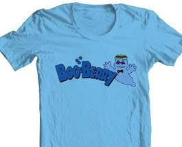 Boo Berry T-shirt retro cotton 1980's tee monster cereal Frankenberry Chocula image 2