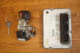 2010 ACURA TL OEM Engine Control Module ECU 37820-RK1-A63 Ignition Switch w/Key - $239.99