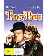 FANCY PANTS   Bob Hope  Lucille Ball   Comedy  ALL REGION DVD - $16.90