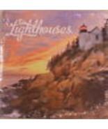 Lighthouses 16-month 2012 Calendar - $2.96