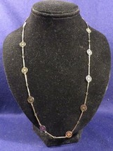 """Vintage Signed AVON Gold Tone  Ornate Chain 20"""" Necklace - $10.65"""