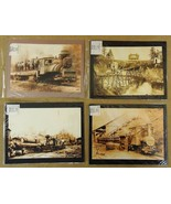 The Old Photo Chest of America 10x7 in Prints Qty 4 (F) - $17.09