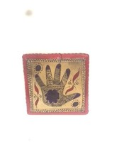 Moroccan Square Frame Drum Large - $37.62