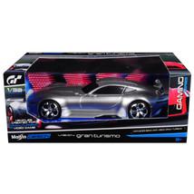 Mercedes AMG Vision Gran Turismo Silver 1/32 Diecast Model Car by Maisto... - $20.40